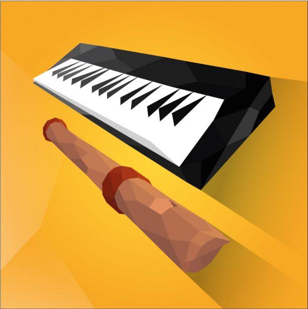 Piano y Flauta traversa